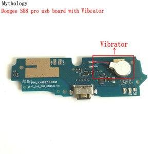 """Image 1 - Thần Thoại Cho Doogee S88 Pro USB Ban & Máy Rung Cáp Mềm Dock Kết Nối 6.3 """"Sạc Điện Thoại Di Động Mạch"""