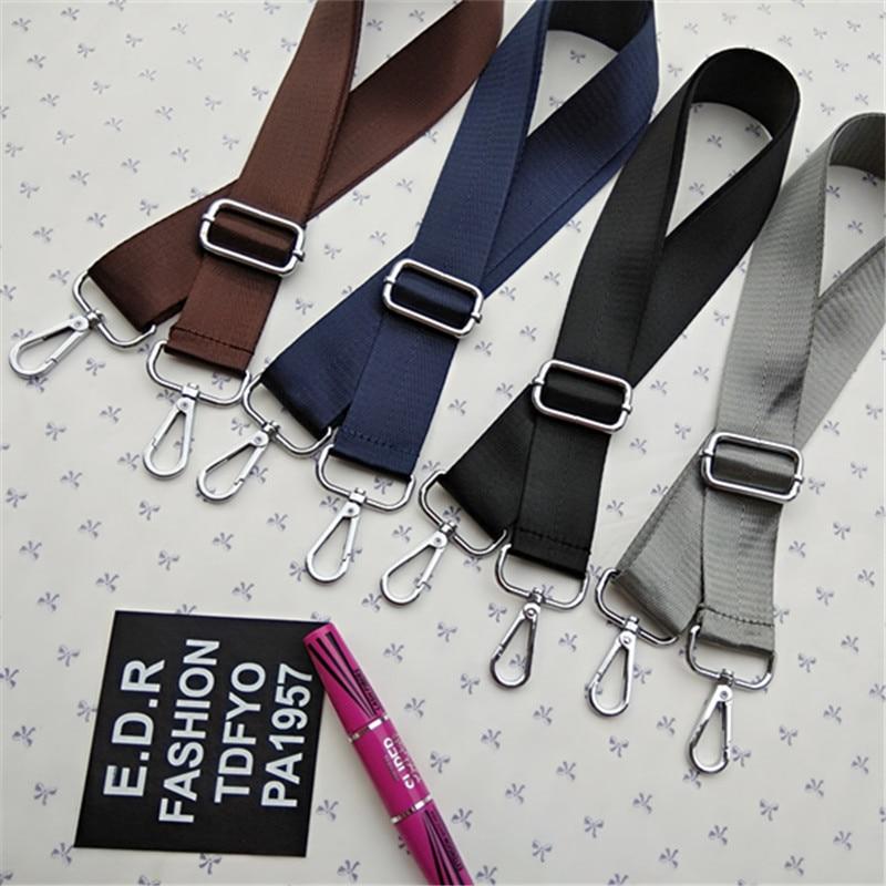 Computer Bag Strap Nylon For Mens Handbag Briefcase Crossbody Bag Shoulder Belts Bag Accessories Adjustable Straps For Bags W228