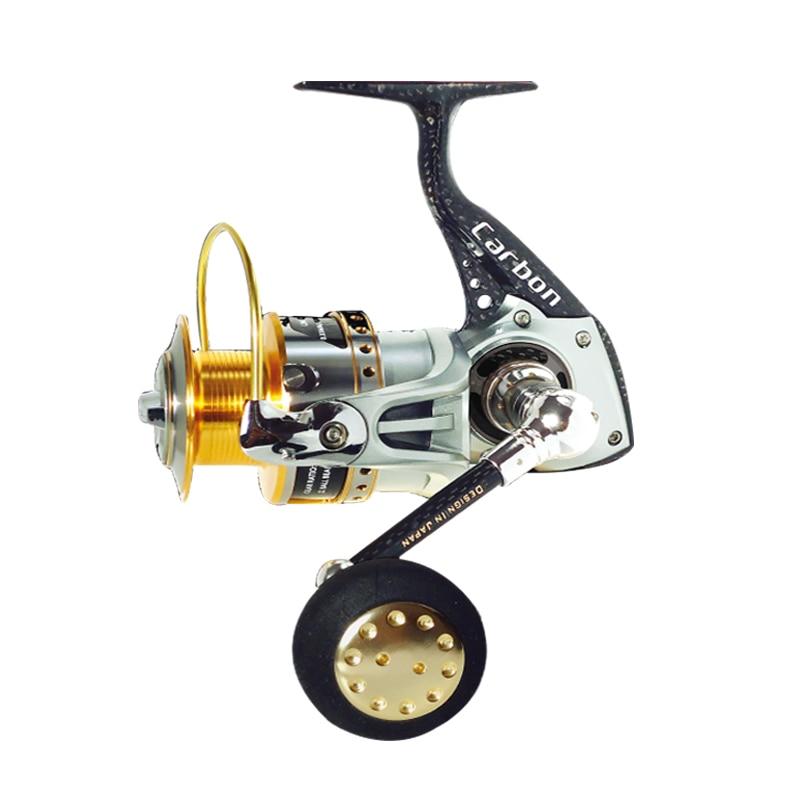 lurekiller patenteado carbono molinete de pesca em agua salgada preto rider sw6000c 11bb 24kgs arrastar energia