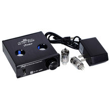 Vacuum Tube Valve Integrated Amplifier Mini Audio Stereo Headphone Amp US Plug LHB99(China)