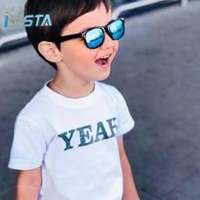 IVSTA Polarized Children Sunglasses Girls TR90 Glasses Mirror Blue Coating Rubber Boys Baby 802 Wholesale Sports