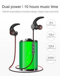 Image 2 - AWEI אלחוטי Bluetooth אוזניות אוזניות בס ספורט Bluetooth אוזניות Auriculares אוזניות אוזניות לxiaomi Huawei iPhone