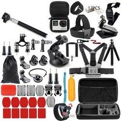 Wielofunkcyjne akcesoria do aparatu Cam narzędzia do aparatów fotograficznych na zewnątrz sprzęt do ochrony gopro hero
