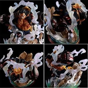 Image 4 - Anime Nhật Bản Một Mảnh Hình One Piece Luffy Tượng Nhựa PVC Đồ Chơi GK Luffy Hình Trang Trí Mô Hình Đồ Chơi Trẻ Em quà Tặng