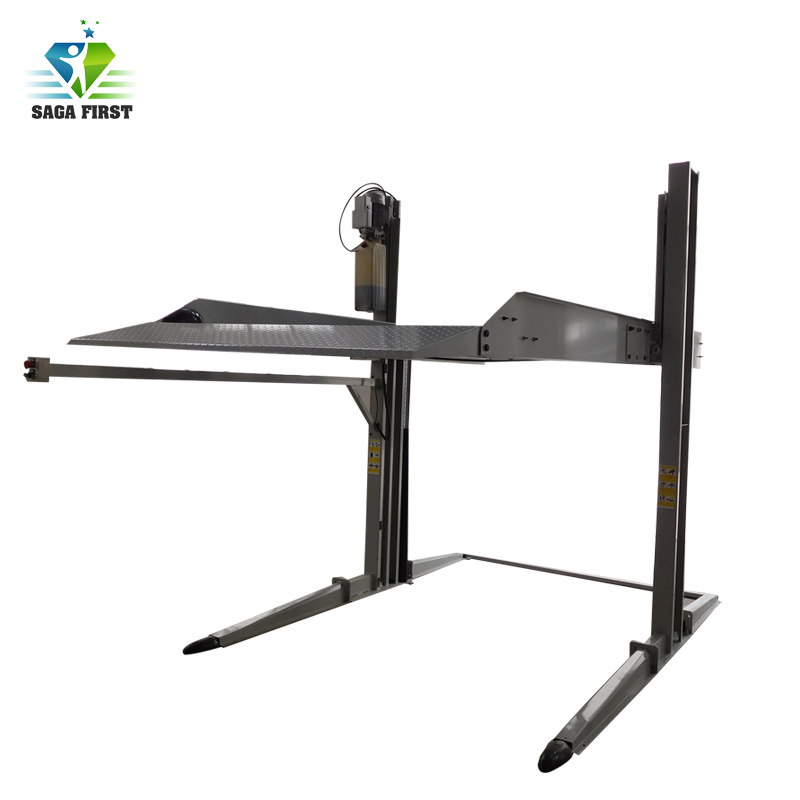 2100mm Lifting Height Factory Supply Hydraulic Two Post Car Lift With Low Price