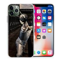 case iphone 5 Fencing Cool Sport Case for Apple iphone 11 Pro X XS Max XR 7 8 6 6S Plus + 5 S SE 5C Silicone Carcasa Phone Coque Cover (5)
