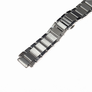 Image 4 - Watch accessories for HUBLOT classic fusion big bang stainless steel belt men and women bulge 19mm