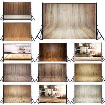 Minimoto 150X210cm madera sólida fotografía telones de fondo estudio Video Foto fondo espástico pintura telones de fondo para foto de cámara