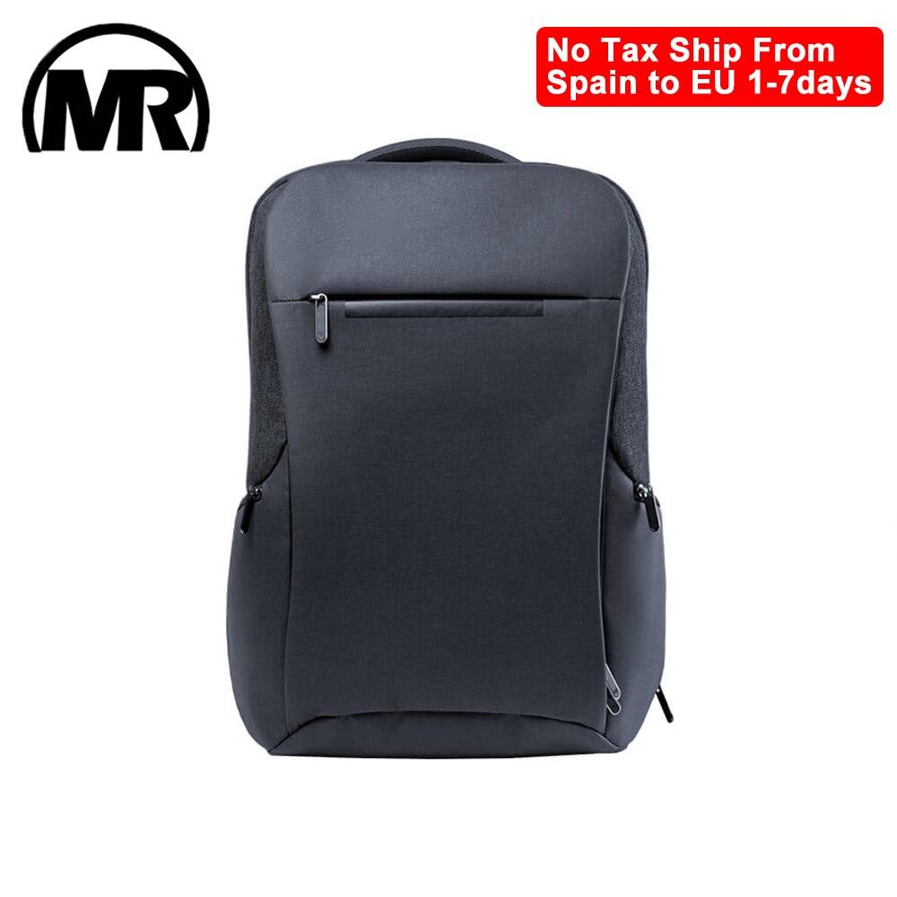 Оригинальные деловые дорожные рюкзаки Xiaomi Mi 2 поколения, объем 26 л, Level4, водонепроницаемая школьная офисная сумка для ноутбука 15,6 дюйма
