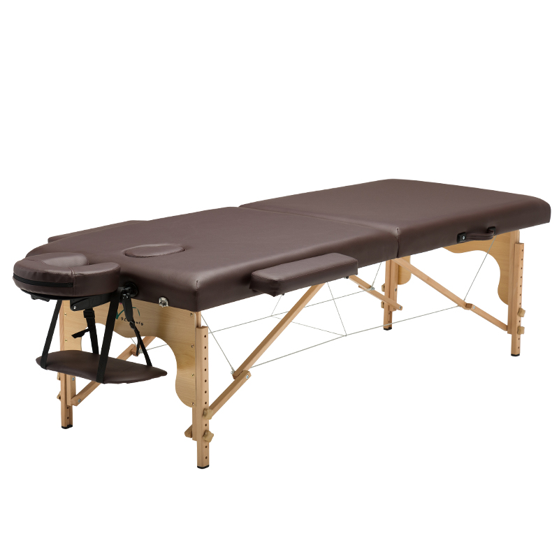 Massage Bed, Massage Bed, Household Portable Folding, Hand-held Physical Therapy, Examination Of Needlework, Acupuncture