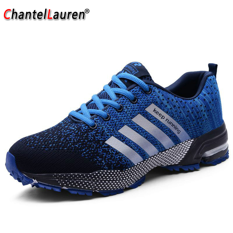 Men Running Shoes Sneakers Outdoor Sport Shoes Comfortable Male Athletic Trainers Footwear Breathable Walking Shoes Plus Size