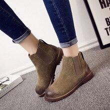 Genuine Leather Woman Boots Boots Woman Short Boots Flat Bottom Boots Woman Low Boots лоферы zenden woman zenden woman ze009awaefo7