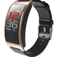 696 CK11C умный Браслет bluetooth часы IP67 Водонепроницаемый кровяное давление монитор сердечного ритма шаг напоминание для ios Android