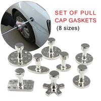 New Type Zinc-alloy Gasket Auto Dent Repair Puller Special Sucker Pull Cap Gasket Car Accessories For Sheet Metal Repair Tools