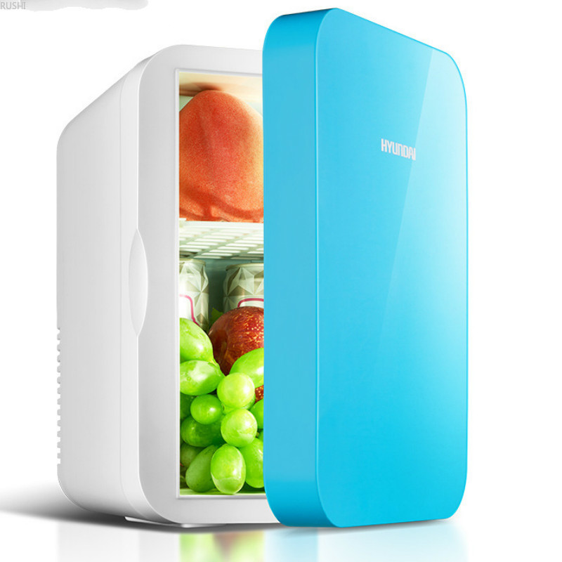 12V 220V 6L Car  Household Refrigerator Car Fridge  Refrigerators  Refrigerators  Mini Refrigerator  Refrigerator Mini Fridges