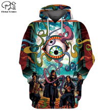 Psychedelic eyes 3d Printed Unisex hoodies hip hop Fashion Hooded Sweatshirt zip hoodies men for women drop shipping