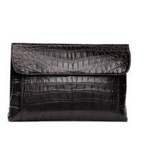 yinshang крокодиловая кожа конверт сумка мужчины клатч большой емкости крокодил мужчины сумки новый стиль