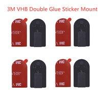 4PC x Original 3M VHB Doppel Kleber Aufkleber Montieren für Blueskysea B1W Auto Dash Cam DVR Kamera