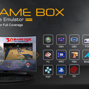 Goldensky G6 Game Console With