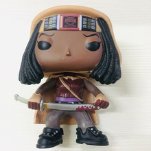 Movie The Walking Deads -  MICHONNE #38 Model Figure Vinyl Doll Collection Model Toy for kids gifts Xmas
