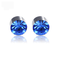 10 pairs / lot 2019 new men and women strong magnet magnetic earrings set no hole fake gift lovers jewelry