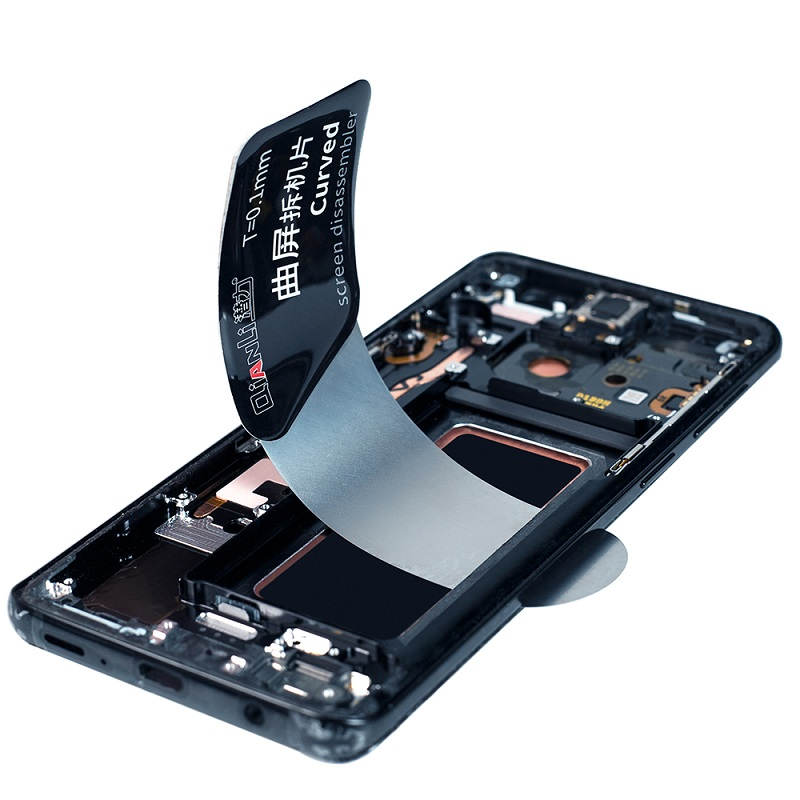 QianLi New Disassemble Card Curved Screen Mobile Phone LCD Open Layer Separation Tool Teardown Card Thin Blade