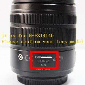 Image 3 - NEUE H FS14140 14 140 Hinten Bajonett Ring Für Panasonic 14 140mm 3,5 5,6 ASPH Power OIS Lumix G Vario FS14140 Objektiv Teil