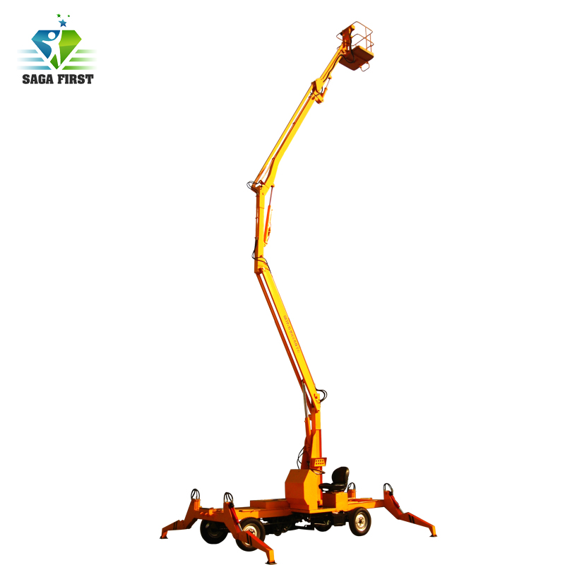 ISO Certificated Aerial Boom Articulating Lift