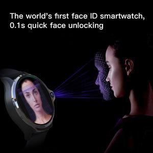 Image 3 - Kospet Prime Smartwatch Gezicht Id Unclok Dual Camera 1260Mah Batterij 4G Android Smart Horloge Gps Wifi Sim Card android 7.1