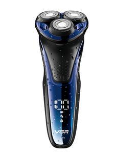 Shaving-Machine Electric-Razor Beard Washable Usb-Charge Wet for Men Dry