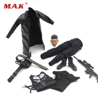 1/6 Scale Male Figure Accessory TW003 Punisher Frank Castle Jon Bernthal head clothing & weapon for 12'' Action Figures