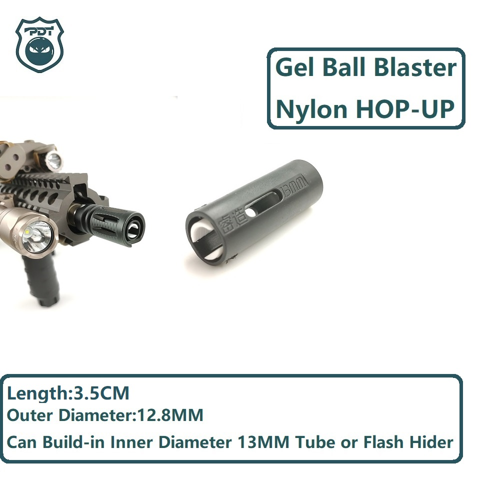 JingMing J9 Gen9 KuBLai K1 K2 K2S LeHui Gel Ball Blaster Nylon 3.5CM 13MM No Sinking Short Hop-UP
