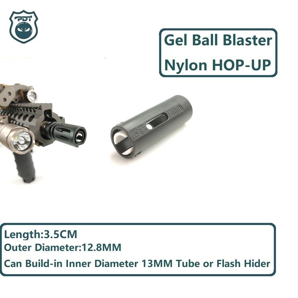 JingMing J9 Gen9 KuBLai K1 K2 K2S LeHui Gel boule Blaster Nylon 3.5CM 13MM pas de naufrage court Hop-UP