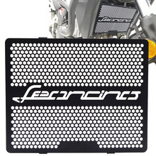 For Benelli Leoncino 250 Motorcycle Accessories Radiator Grille Cover Guard Stainless Steel Protection Protetor Leoncino250(China)