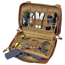 Molle Military Pouch Bag Medical EMT Tactical Outdoor Emergency Pack Camping Hunting Accessories Utility Multi-tool Kit EDC Bag