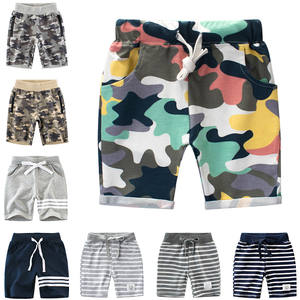 Trousers Sweatpants Kids Summer Boys Cotton Children Beachwear Sport Loose Camouflage Baby Toddler Infant Jean for Summer