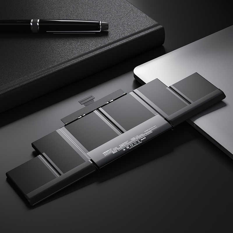 "Nieuwe Originele Nohon Laptop Batterij A1494 Voor Apple Macbook Pro 15 ""Retina A1398 Late 2013 Mid 2014 ME293 ME294 MC975 8440Mah"
