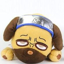 Zorro de peluche de 20cm, muñeco de juguete de peluche suave, Pakkun, panza, perro, Kyuubi, Nine, Tales, zorro, 30cm