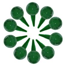10 sztuk przenośny siewnik ogrodniczy praktyczny sadzarka do ogrodu domowego tanie tanio AE (pochodzenie) RUBBER Planter Garden Planter Seeder Dispenser Seeder Planter Seeder Dial Tool