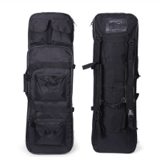 Tactical Gun Holster Airsoft Rifle Gun Carry Case Large Capacity Nylon Shoulder Backpack 81cm Hunting Sport Bag