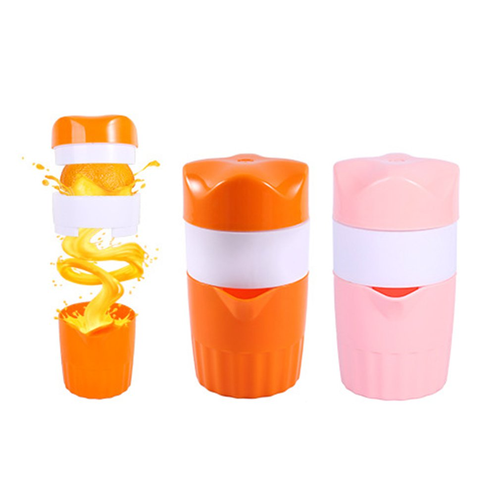 New Kitchen Multifunctional Manual Juicer Lemon Orange Juicer Mini Baby Juice Cup Juicer Easy Juicing