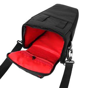 Image 3 - DSLR kamera çantası kılıf Canon EOS 4000D M50 M6 200D 1300D 1200D 1500D 77D 800D 80D Nikon D3400 D5300 760D 750D 700D 600D 550D