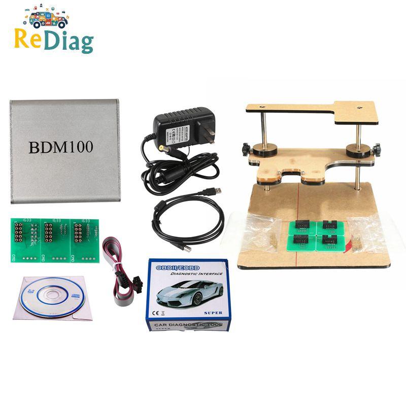For KESS BDM100 / CMD100 / FGTECH V54 BDM Frame Full Set BDM Frame With Full Adapters Full Sets ECU Proframmer