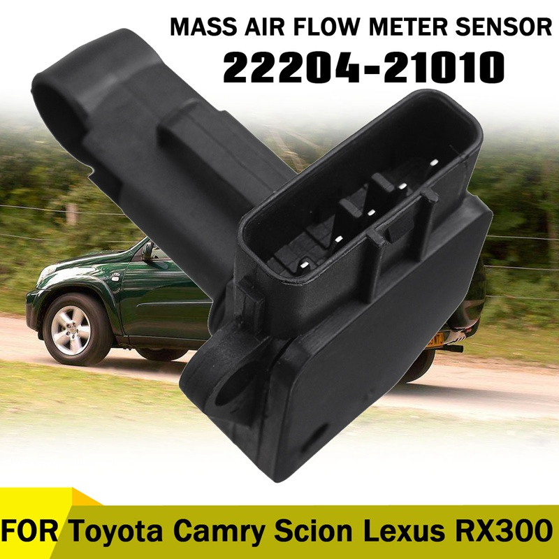 Audew Mass Air Flow Meter Sensor 22204-21010 For Toyota Camry Scion For Lexus RX300 title=