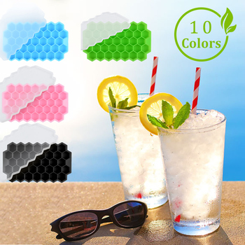 Reusable Silicone Ice cube mold 2