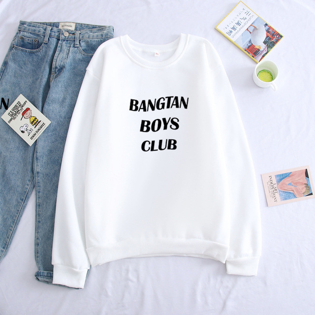 BANGTAN BOY CLUB SWEATSHIRT (4 VARIAN)