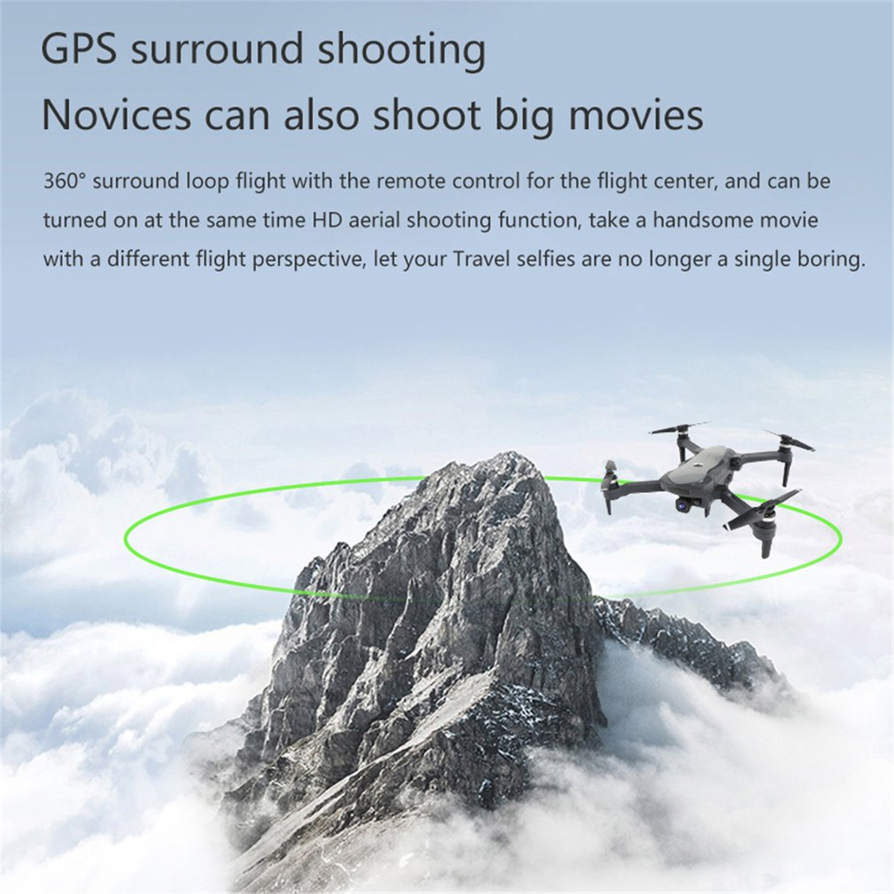 lowest price New K20 RC Drone ESC 5G GPS WiFi FPV with 4K Camera 25mins Flight Time Brushless 1800m Control Distance Foldable Kids Birth Gift