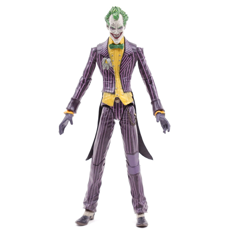 DC Batman The Joker PVC Action Figure Collectible Model Toy 7