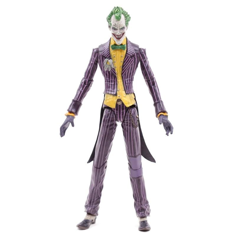 DC Batman The Joker PVC Action Figure Collectible Model Toy 7
