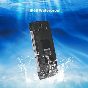 Cubot KingKong CS Android 10 IP68 Waterproof Smartphone 5 Inch 4400mAh Face ID Dual SIM Card Telephone Rugged Phone King Kong CS 4